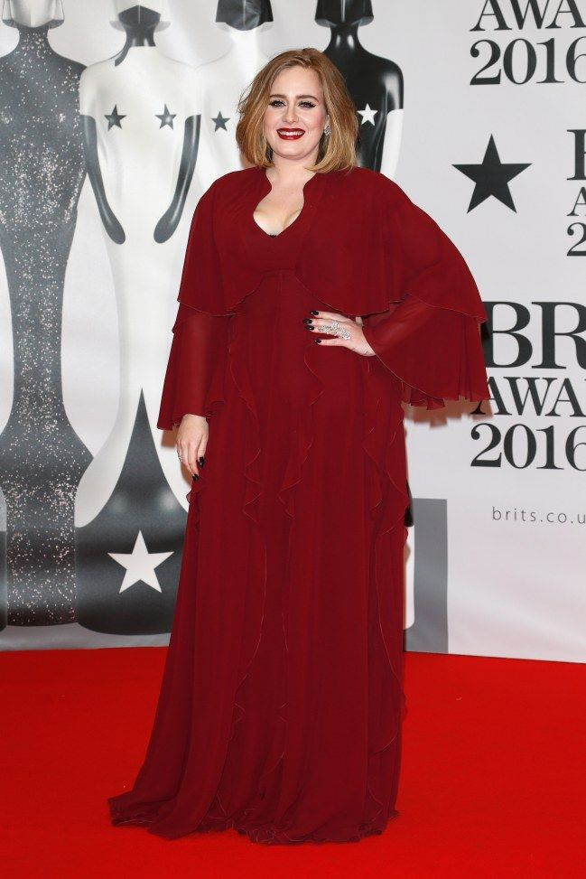 All The Best Looks From The Brits 2016 AKA The Adele Awards. For more ideas, click the picture or visit www.sofeminine.co.uk