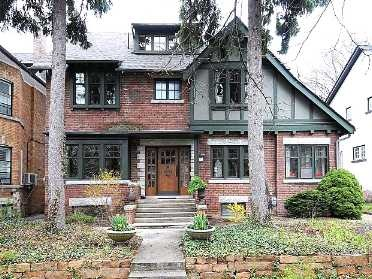 A Glorious High Park Mansion Lovingly Updated & Restored With The Finest In Craftmanship & Materials Situated On A Premium 50 X 150 Foot Lot W/Mature Gardens. This Gorgeous Centre Hall Feat Generously Sized Principle Rms With A Wonderfully Modern Main Flr W/Reno'd Kit W/Brkfst Bar Overlooking Fam Rm & A Sep Combined Lr/Dr + Powder Rm, 2nd Flr Mbr Suite W/Ensuite Bath & Dressing Room & A Take Your Breath Away Bright & Airy 3rd Flr Great Room In The Tree Tops
