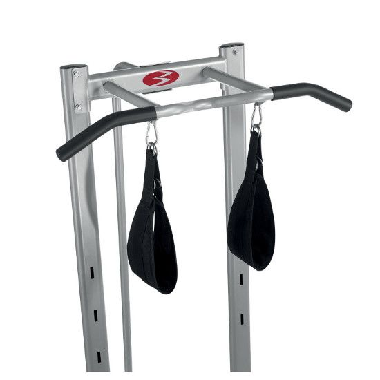 Bowflex BodyTower power tower pull up straps