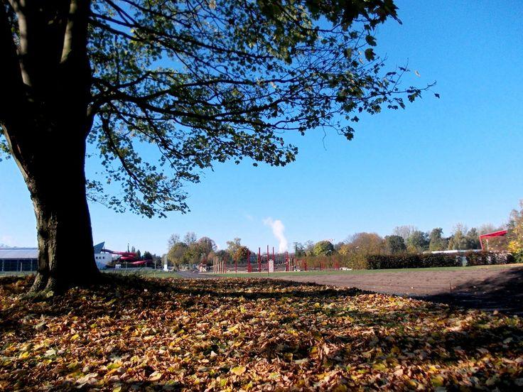 hamm westfalen:freizeitpark hamm osten.foto:fausto ciotti