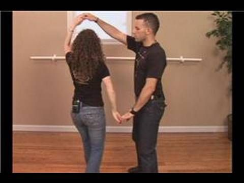 The hammerlock turn bachata dance steps are similar to a cuddle turn. Learn how to do hammerlock turns in bachata dancing with tips from a professional dance instructor in this free dance lesson video. Expert: Erika Occhipinti Bio: Erika Occhipinti has taught thousands of students at her own Salsa Caliente Dance Studio in Tampa, Fla. Filmmaker...