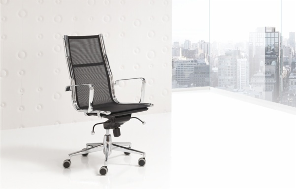 Acer Chair. With state-of-the-art features and design, Acer Chair is a combination of first class materials that include perfectly arranged elements to provide ergonomics and functionality. Resistant, comfortable and hardwearing. A chair with low visual impact, light and with high quality finishes. A collection that suits today's ambiences.