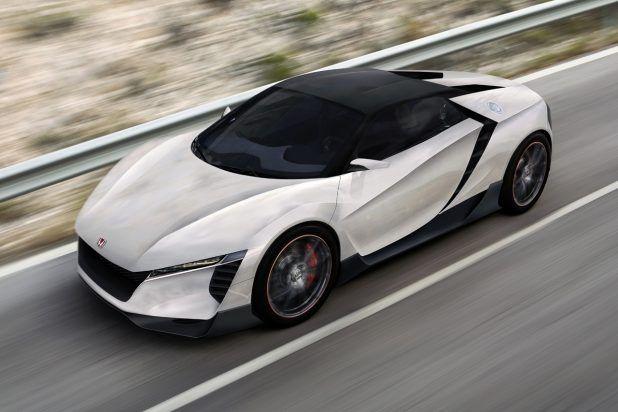 ホンダ・S2000復活! ミッドシップで330馬力を発揮? | - clicccar.com(クリッカー)