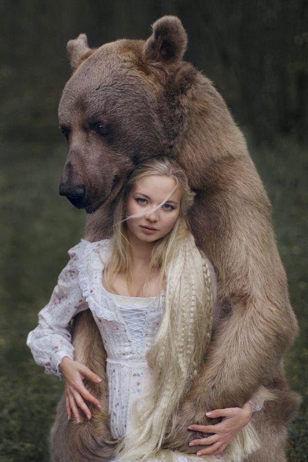 teddybear by Katerina Plotnikova