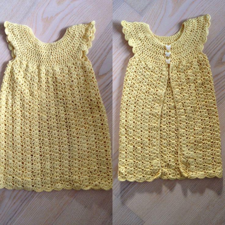 Baby chrochet dress