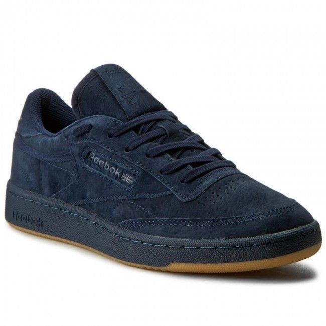 REEBOK CLUB C 85 TG Classic MENS Navy BD5787 NEW  Reebok  Athletic 66ffb4e5d