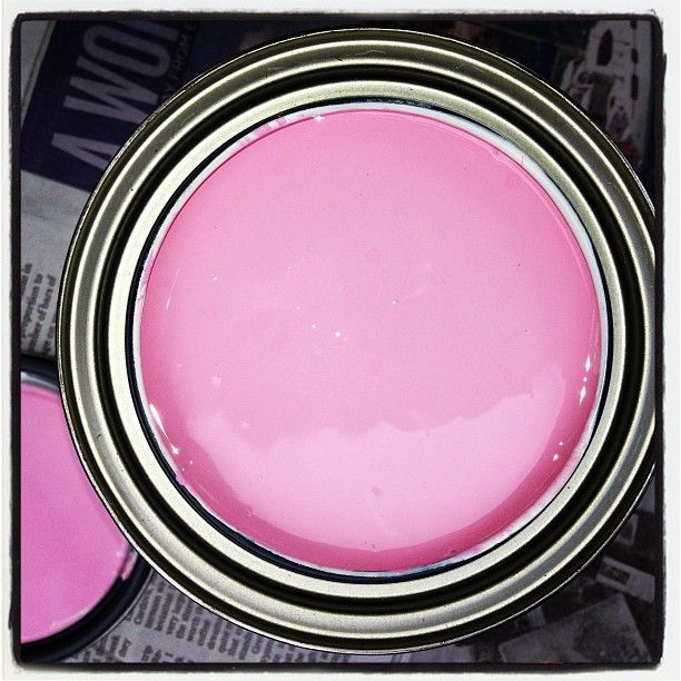 17 Best Images About Think Pink Pink Paint Colors On