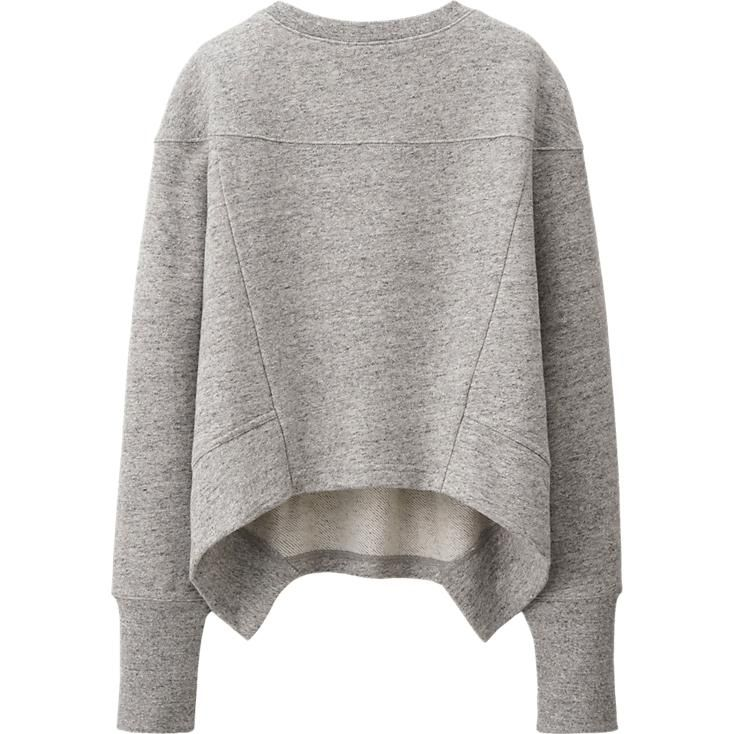 Urban Sweat Long Sleeve Pullover, by Uniqlo