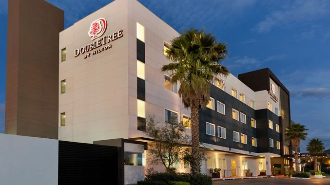 DoubleTree by Hilton Hotel Queretaro Hotel - Exterior