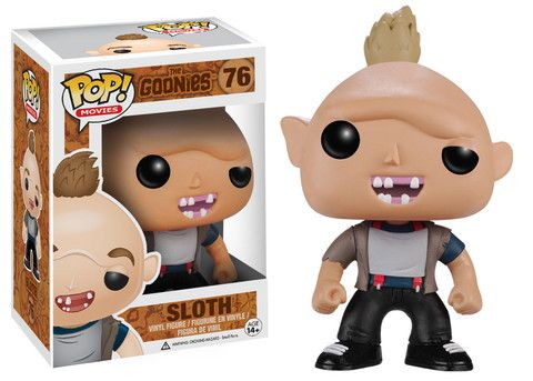Funko Pop! Movies: The Goonies - Sloth To Buy, click here: https://www.facebook.com/pages/The-Zocalo-Connection/181977941943568