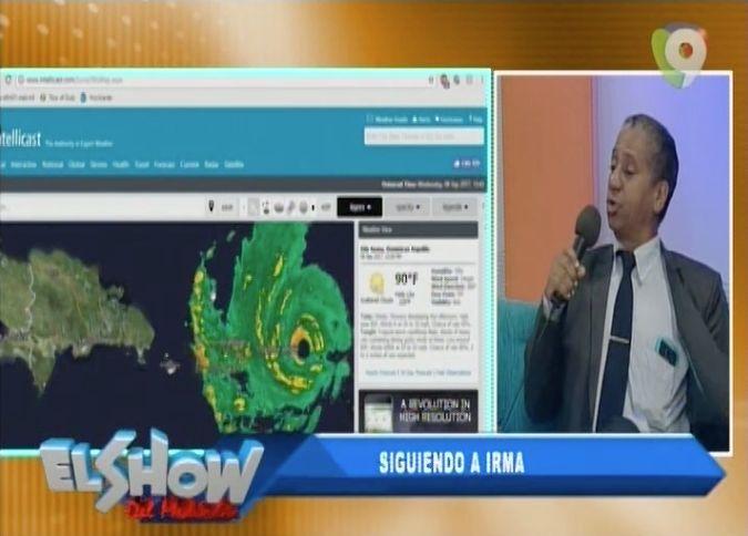 Con El Huracán Irma Puede Pasa Cualquier Cosa Hasta El Ultimo Minuto