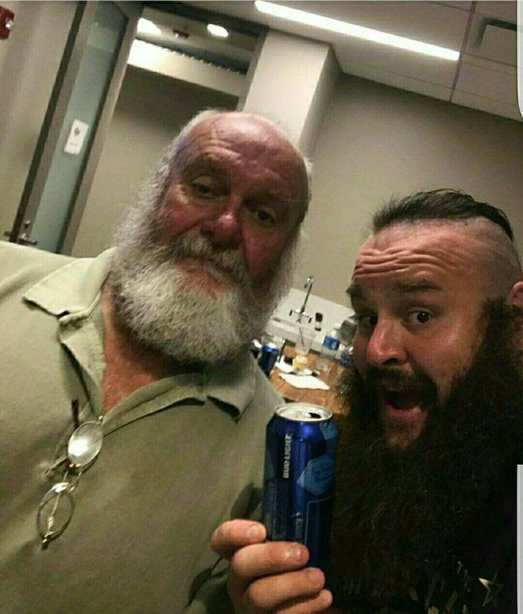 Braun Strowman & Dad   Braun Strowman (Adam Scherr)   Wwe ...
