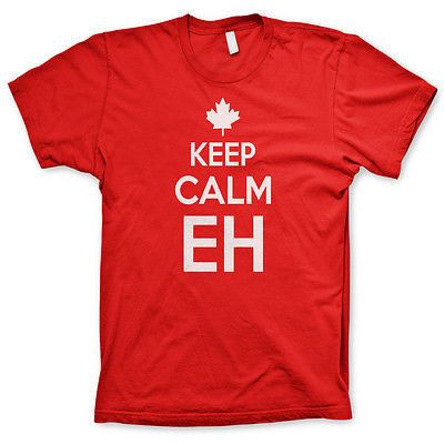 #Canada150 Keep Calm Eh shirt Canada shirt funny tshirts canadien shirt hockey tees
