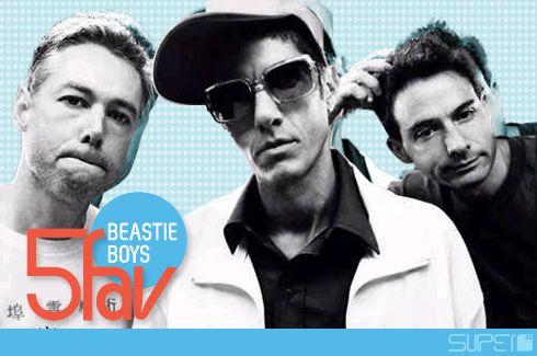 5fav: Beastie Boys