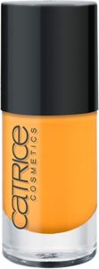 Ultimate Nail Lacquer 865 Yellow Sub-Mandarin