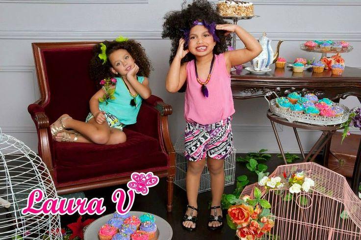 LAURA V FASHION KIDS GIRLS