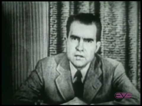 checkers speech The checkers speech or fund speech was an address made by richard nixon, the republican vice presidential candidate and junior united states senator from california, on television and radio on september 23, 1952.