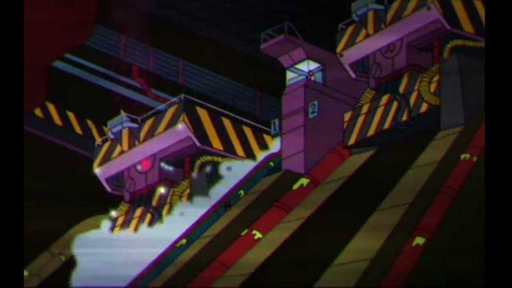 Bartkira the Animated Trailer