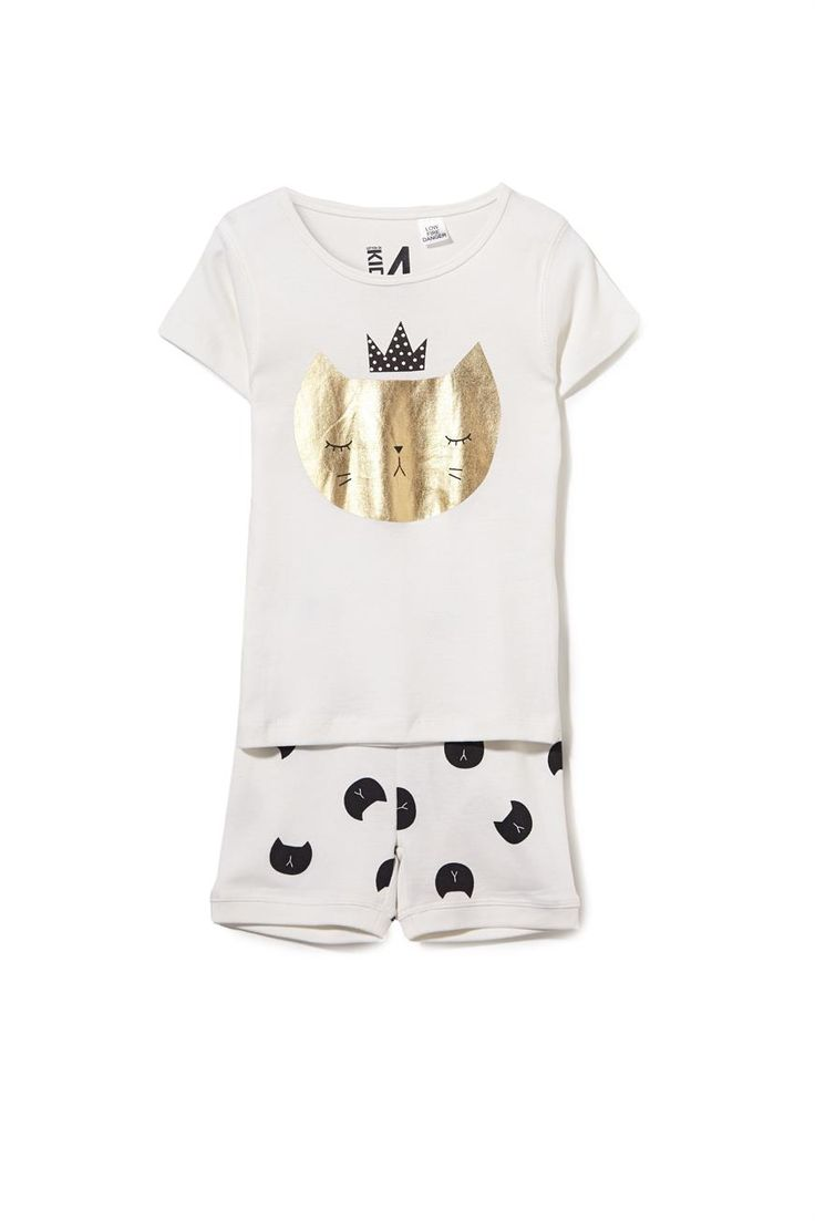 cotton on kids | chloe pjs