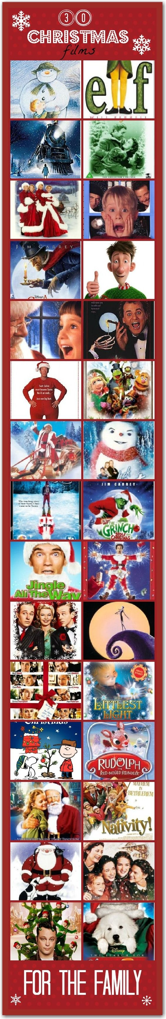 Lets do a movie countdown to Christmas! ❤