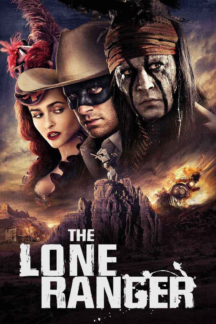 The Lone Ranger (2013) FULL MOVIE. Click image to watch this movie