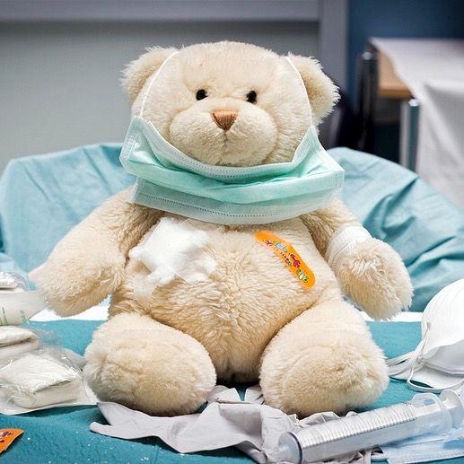 Een supermooi artikel over kinderfilmpjes op de operatiekamer. Een geweldig initiatief wat als een soort wondermiddel werkt :-) Snel lezen dus!