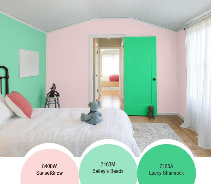 Ceresitacl pinturasceresita color ni os habitaci n - Colores habitacion nino ...