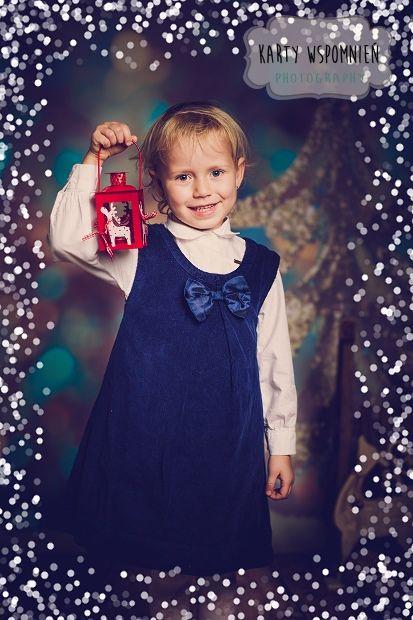 mini sesja świąteczna dzieci