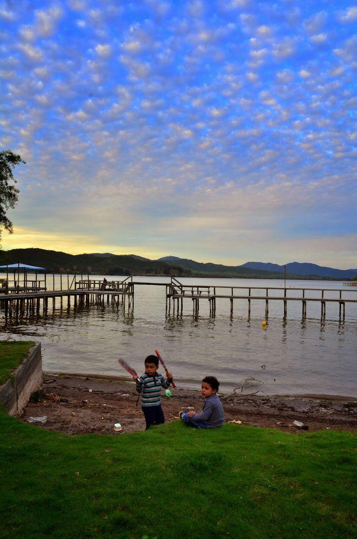 Lago Rapel, Chile