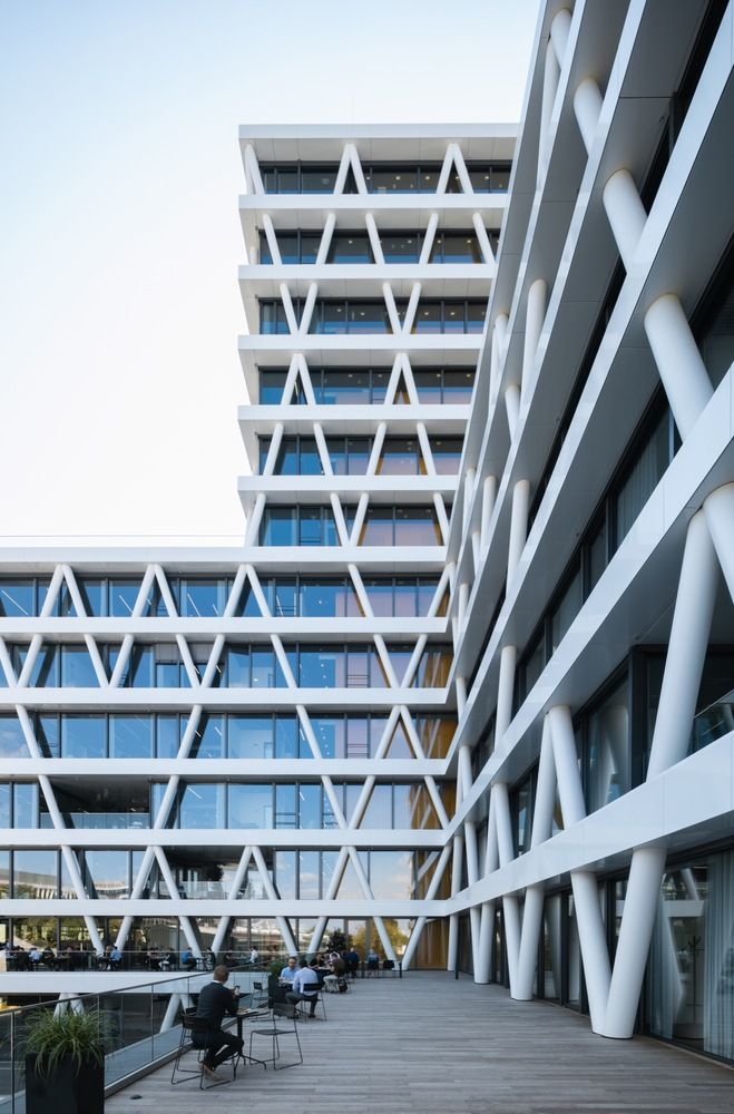 Gallery of 50Hertz Headquarter Berlin / LOVE architecture and urbanism - 2