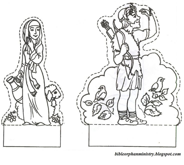 72 best Bible Story - Jacob and Esau images on Pinterest   Sunday ...