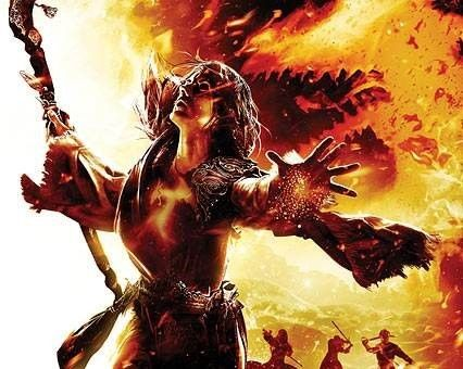 Llaghairt - Human Evoker and Acolyte of Bane