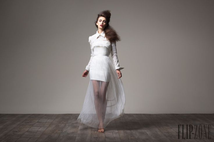 Saiid Kobeisy Fall-winter 2015-2016 - Couture - http://www.flip-zone.com/Saiid-Kobeisy-5935