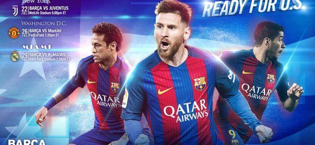 Dünaynın en en çok izlenen Turnuvası Uluslararası Şampiyonlar Kupası22 Temmuz 2017Cuma günü başlayacak ve13 Ağustos 2017Pazar günü final maçıyla son bulacak. Bir çok yıldız oyuncunun yer algı TurnuvadaBarcelona, Juventus,Manchester City,Manchester United,Paris Saint-Germain,Real Madrid,Roma veTottenham takımları yer alıyor. Turnuva maçları Amerika'da oynanacak. Bu heyecanı kaçırmayın derim.Turnuva Hangi Kanalda Yayınlanacak?Uluslararası Şampiyonlar Kupası ...