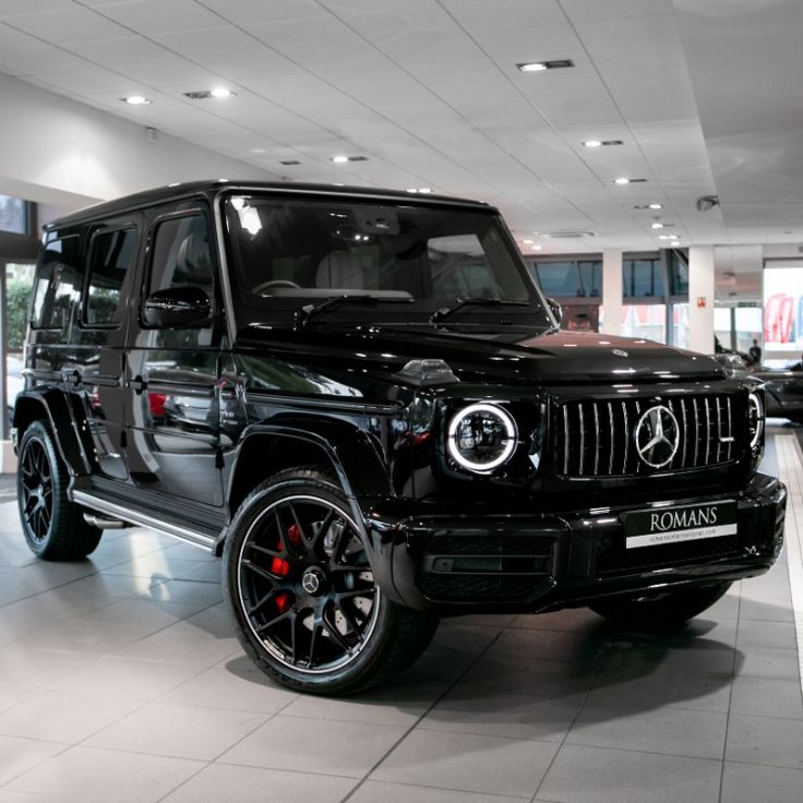 2018 Used Mercedes-Benz G-Class Amg G 63 4Matic
