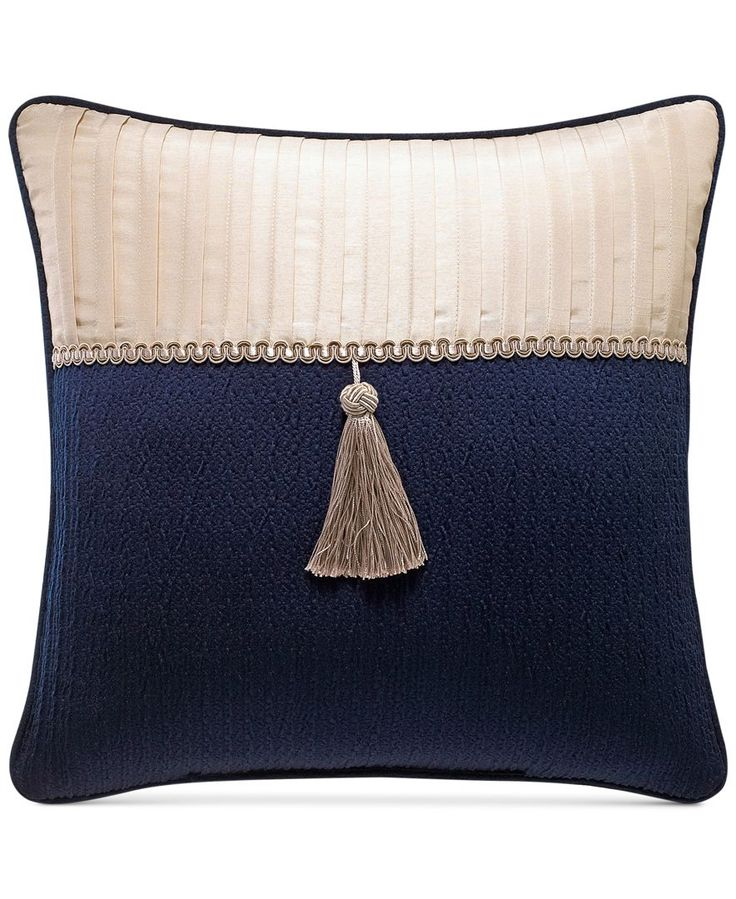 """Croscill Imperial 16"""" Square Decorative Pillow"""