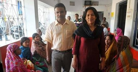osCurve News: Living India: Doctor couple who built a cheap hosp...