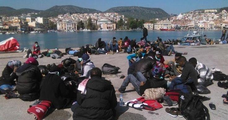 Σχεδόν μηδενικές οι ροές προσφύγων και μεταναστών προς τα νησιά του βορείου Αιγαίου