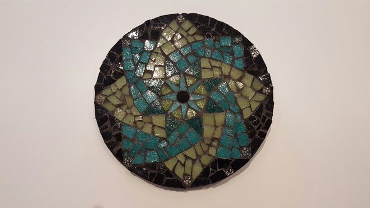 Mandala de venecitas 15 cm.