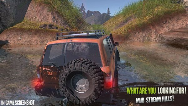 Download Game Revolution Offroad : Spin Simulation 1.1.0 Apk + Mod for Android From Gretongan in Racing Category