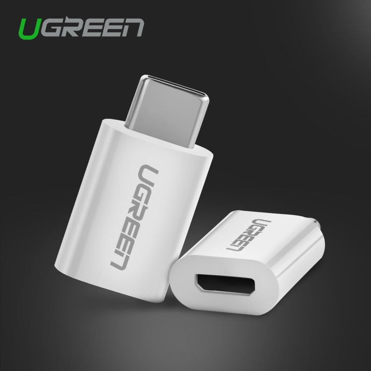 Ugreen Micro USB Адаптер для Типа С 3.1 USB С OTG Адаптер конвертер для Xiaomi 4C Lg G5 Nexus 5x6 P Oneplus 2 Macbook Chromebook купить на AliExpress