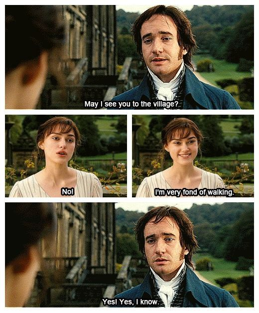 No one does awkward like Mr. Darcy