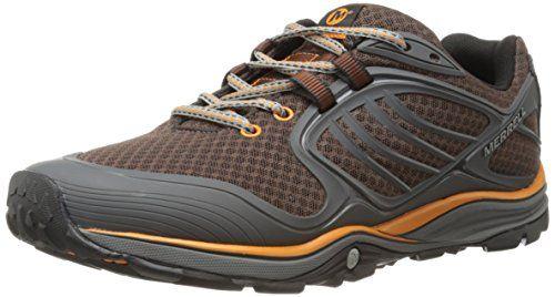 Merrell Mens Verterra Sport Trail Running ShoeBracken/Tanga8 M US For Sale https://trailrunningshoesusa.info/merrell-mens-verterra-sport-trail-running-shoebrackentanga8-m-us-for-sale/
