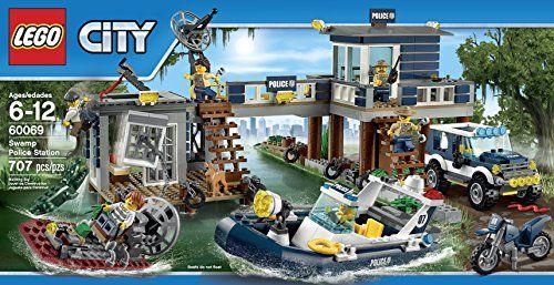 LEGO City Police Swamp Police Station  http://www.bestdealstoys.com/lego-city-police-swamp-police-station-3/