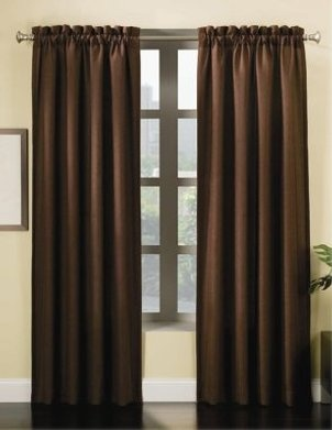 Curtains Ideas cheap brown curtains : 17 Best ideas about Brown Curtains For The Home on Pinterest ...