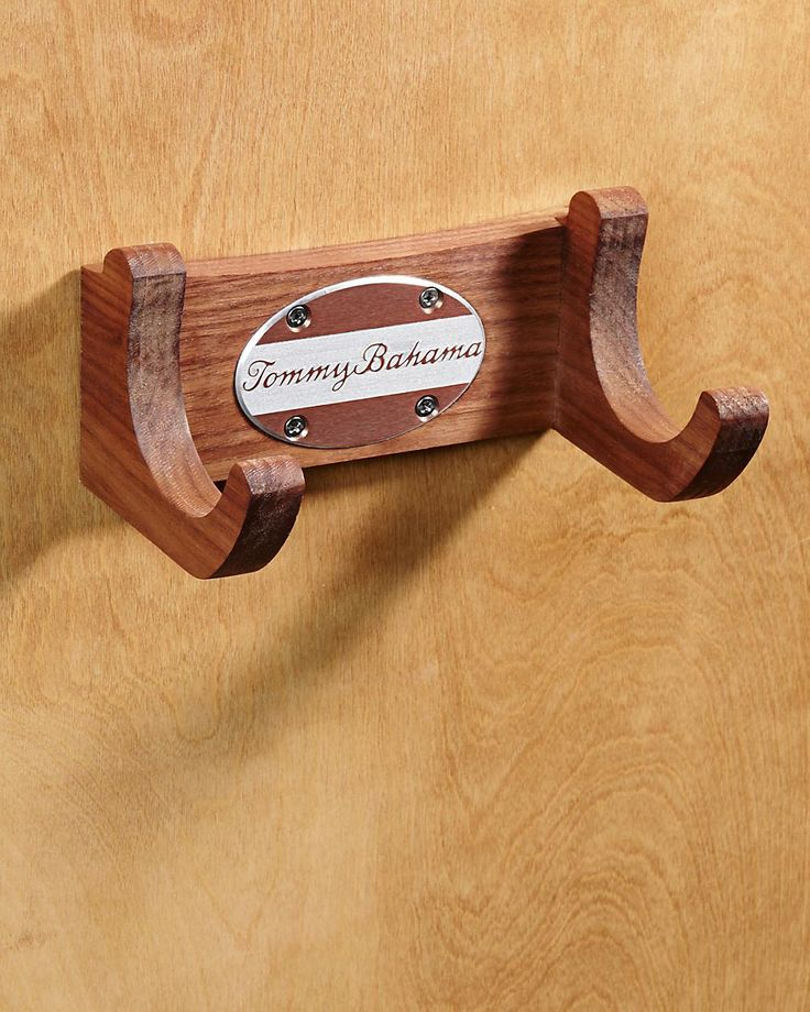 Longboard Wall Hanger 40$ - Cannot be that hard to make.