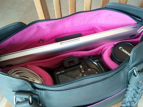 Editing Laptop fitting in luggage