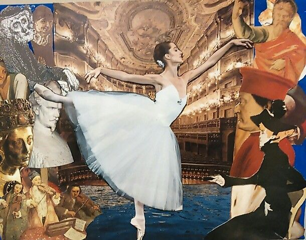 The ballerina and her predators