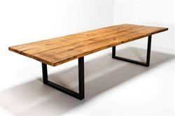 Rustika Spisebord oak clear oil 100x260cm