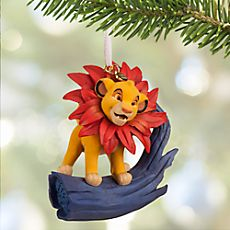 Disney Lion King Simba Sketchbook Ornament (as of 8/17/2015)